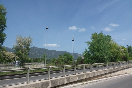 Spartitraffico Via Lessin-Via Borzacchini
