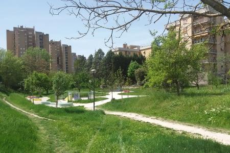Parco Sensoriale Via Rossini