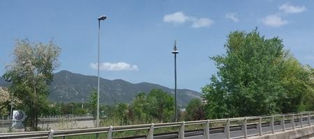 Spartitraffico Via Lessini - Via Borzacchini