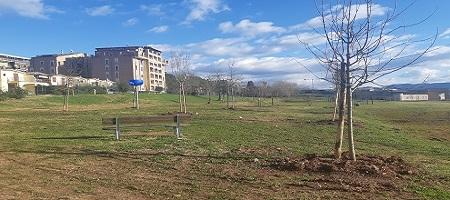 Parco via del Salice